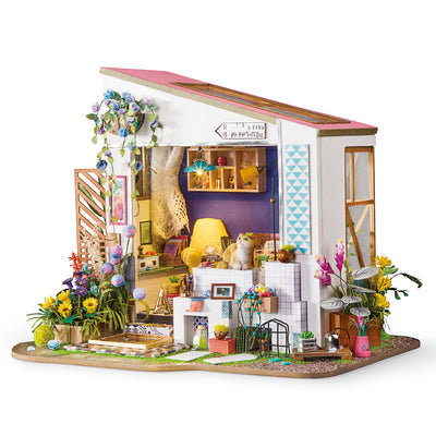 Dollhouse Kit-Lily's Porch 11