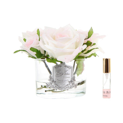 Five Rose in White Box - Pink Blush GMR62  $79.99  25%off