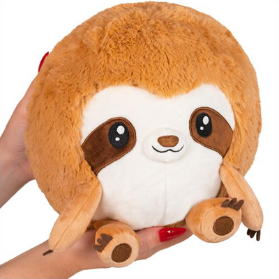 "Mini Snuggly Sloth (7"")"