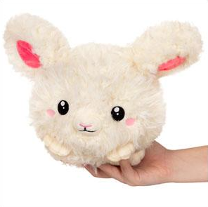 "Snuggle Bunny Cream (7"")"