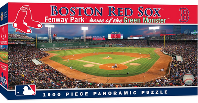Boston Red Sox 1000 Piece Stadium Panoramic