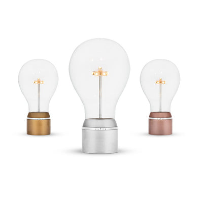 Edison Single Bulbs-Chrome