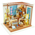 Dollhouse Kit-Lisa's Tailor W-101  $39.99  80%off