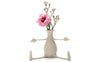 Florino Stone Friendly flower vase