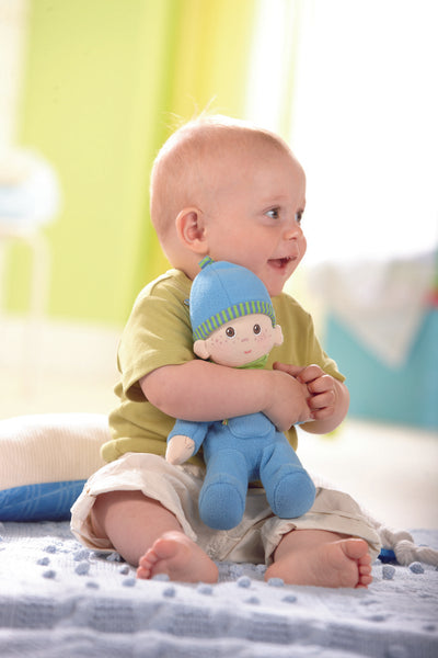 HABA Luis Snug-Up Doll 2617