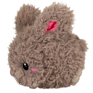 "Mini Dust Bunny--Taupe (7"")"