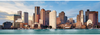 Cityscapes - Boston 1000 Piece Panoramic