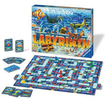 Ravensburger Ocean Labyrinth 26652