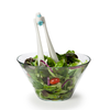 Bigfoot  Salad Tongs-White