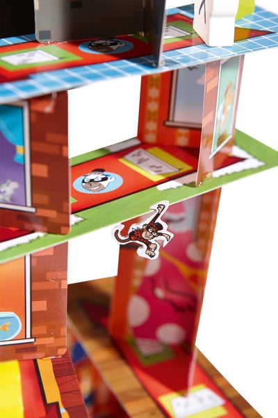 HABA Rhino Hero - Super Battle 303383