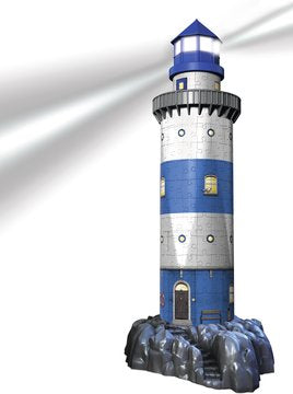 Ravensburger Lighthouse at Night 12577