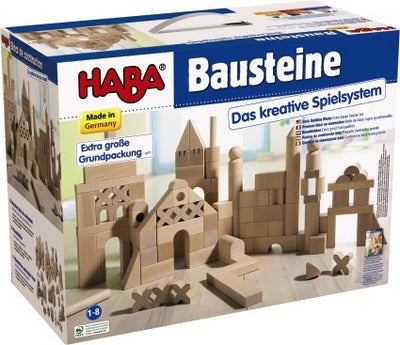 HABA Extra Large Starter Set (Blocks) 1077