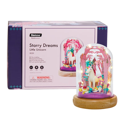 Starry Dreams Little Unicorn 01
