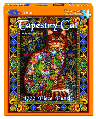 Tapestry Cat 402