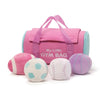 "My Little Gym Bag Playset, 8"" 6049754"