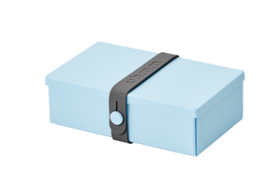No. 01 Light Blue Box/Dark Grey Strap