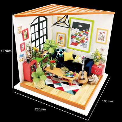 Dollhouse Kit- Locus's Sitting Room 106