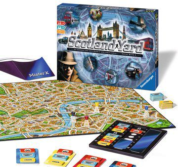 Ravensburger Scotland Yard 26601