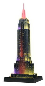 Ravensburger Empire State Building at Night 12566