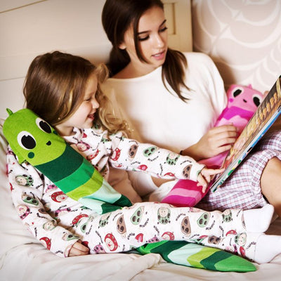 Hot water bottle Warm Worm Green George   $48.99    15%off