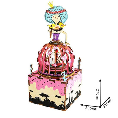 Music Box-Princess W-405  $29.99    80%off