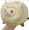 "Mini Happy Alpaca (7"")"