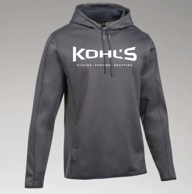 KOHL'S - GREY DOUBLE THREAT HOODY