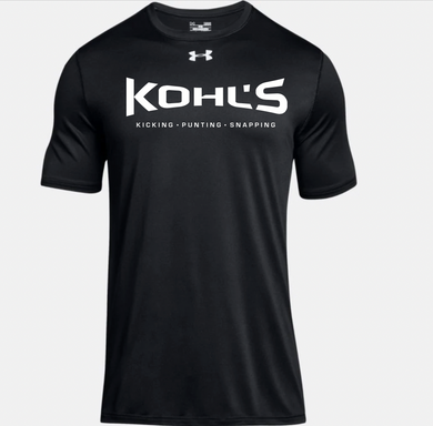 KOHL'S - BLACK LOCKER TEE