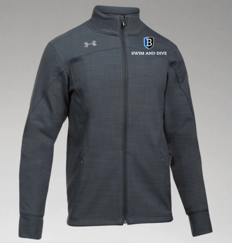 BENTLEY SWIM AND DIVE - MEN'S BARRAGE JACKET