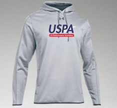 USPA MEN'S DOUBLE THREAT HOODY