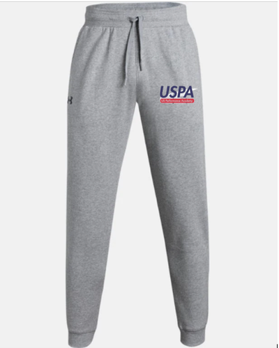 USPA MEN'S HUSTLE FLEECE JOGGER