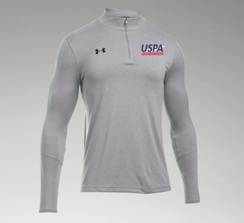 USPA MEN'S LOCKER 1/4 ZIP