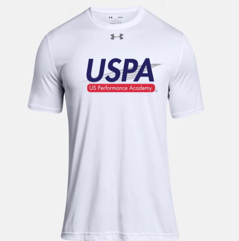 USPA MEN'S LOCKER TEE