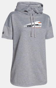 BAY STATE BULLETS - SHORTSLEEVE HOODY