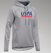 USPA WOMEN'S DOUBLE THREAT HOODY
