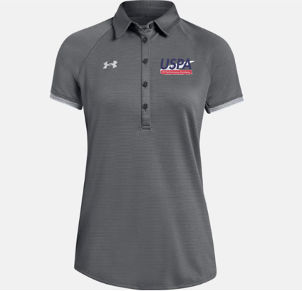 USPA WOMEN'S RIVAL POLO