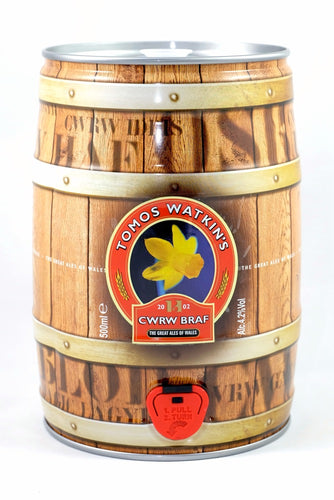 CWRW BRAF MINI KEG AVAILABLE £18 - ORDER ONLINE NOW