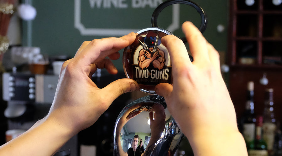 TWO GUNS NOW AT THE BISTRO TAPAS BAR & RESTAURANT
