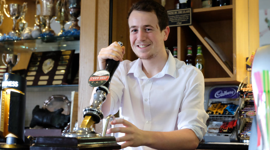 WELOME GOWER GOLF CLUB TO THE TOMOS WATKIN BREWERY DRINK & DINE GUIDE