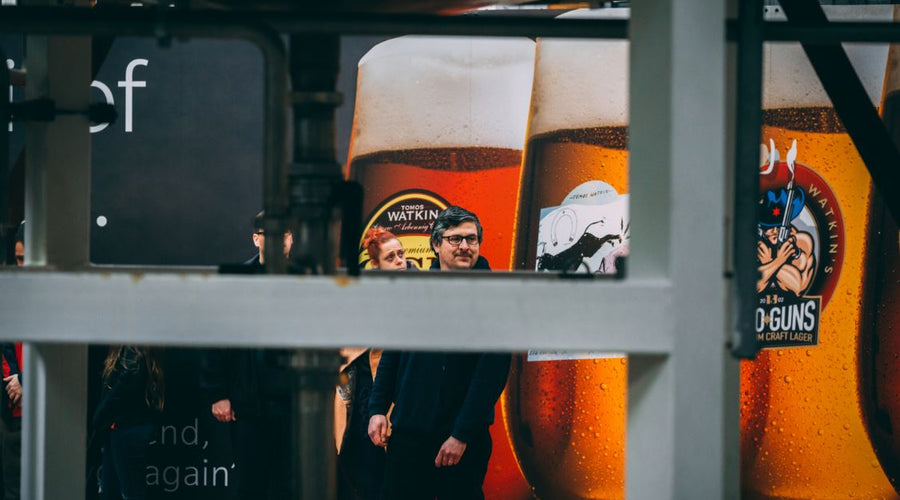 Meet The Team: Tomos Watkin's Head Brewer