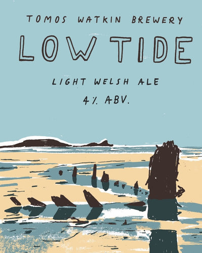 New & Now In Cask: Introducing Low Tide & Swansea Jack