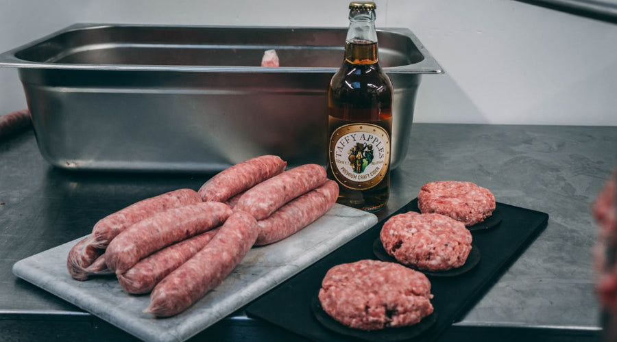 Celebrating UK Sausage Week With Tuckers Butchers