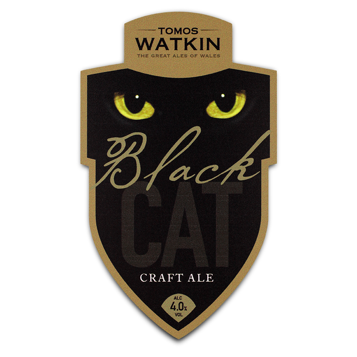 Black Cat - Tomos Watkin