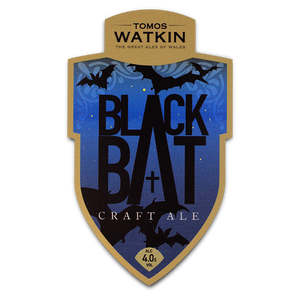 Black Bat - Tomos Watkin