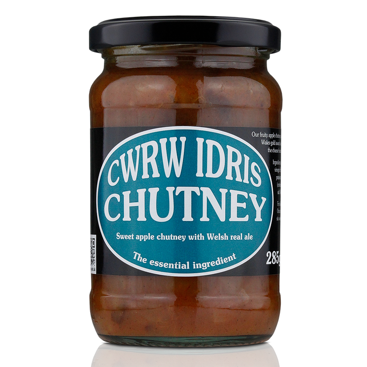 Cwrw Idris Apple Chutney - Tomos Watkin