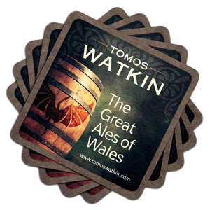 Tomos Watkin Beer Coasters