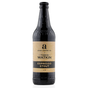 Tomos Watkin x Afan Coffee Co. Espresso Stout - Tomos Watkin
