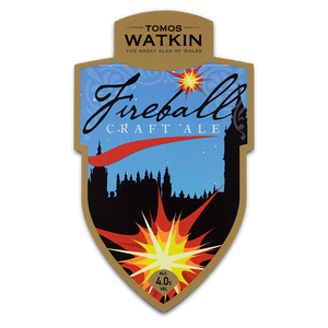 Fireball - Tomos Watkin