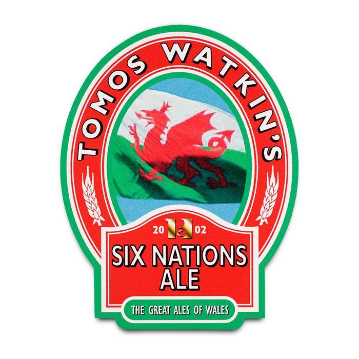 Six Nations Ale - Tomos Watkin