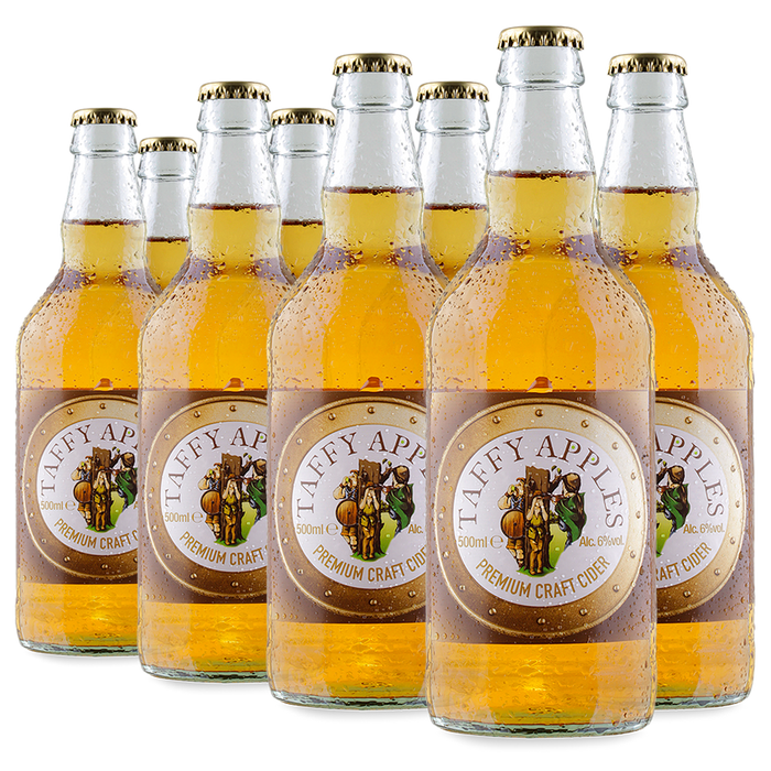 Taffy Apples Cider - Tomos Watkin